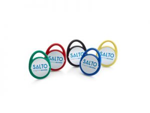 Contactless RFID key fobs