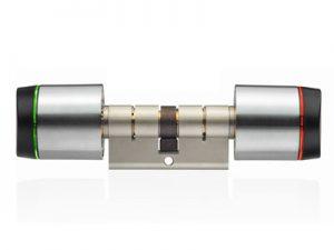 XS4 GxE | EU European profile cylinder – double reader
