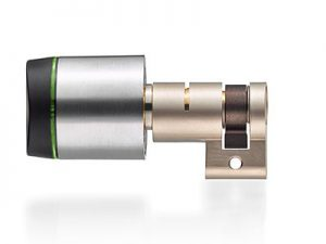 XS4 GxH | SWISS Profile cylinder – half